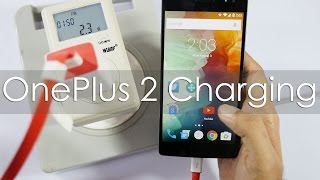 OnePlus 2 How much time it takes to charge? Charging Analysis