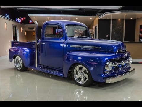 1951 ford pickup for sale youtube. Black Bedroom Furniture Sets. Home Design Ideas