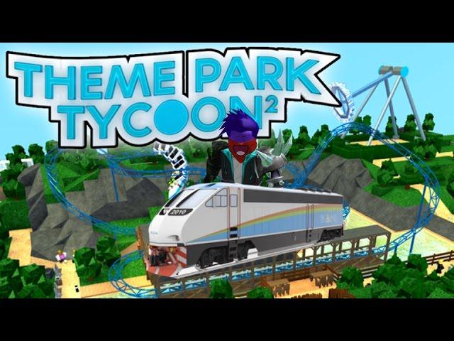Como Desbloquear El Archivement Public Transport En Roblox How To Get Public Transport Achievement In Theme Park Tycoon 2 Youtube