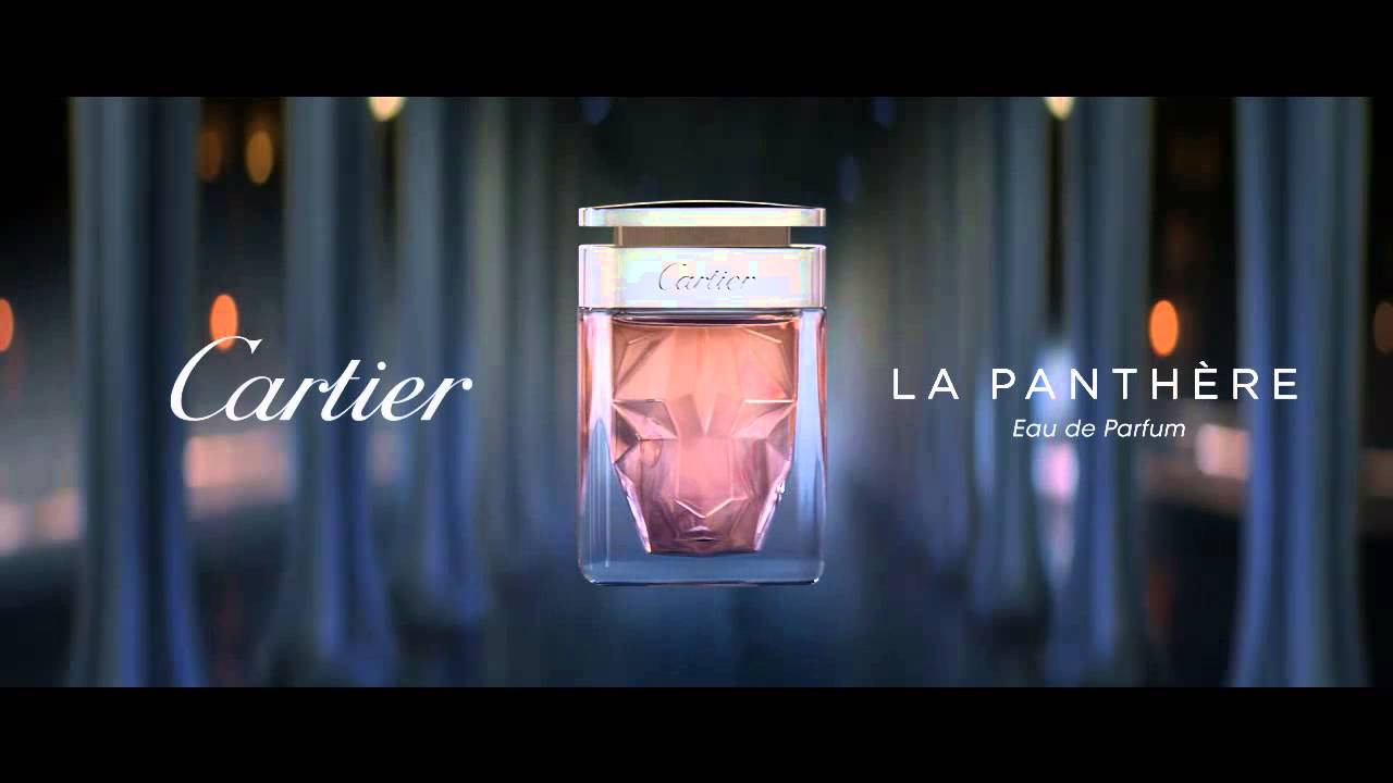 CARTIER - Le Panthere review | Fragrancyblog - YouTube