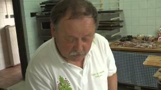 Radics László - mézeskalács készítés Debrecenben