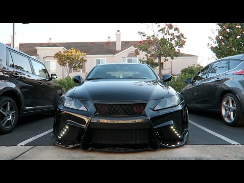 CUSTOM BUMPER CONVERSION FOR MY 2IS! (VLOG #21) - YouTube