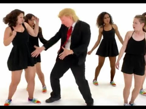 NO NO SQUARE- hip hop/rap song about Donald Trump and sexual consent!