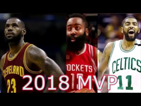 Kyrie Irving Will Win 2018 NBA MVP