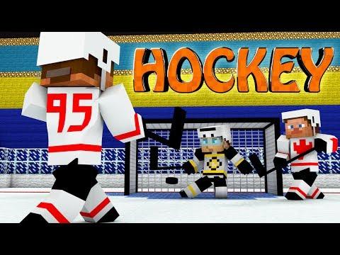 Minecraft | HOCKEY - Sports in Minecraft!