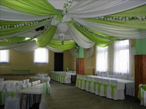Dekoracje ślubne, weselne, kościołów, sal weselnych, www.dekoracjemajka.pl, Wieprz