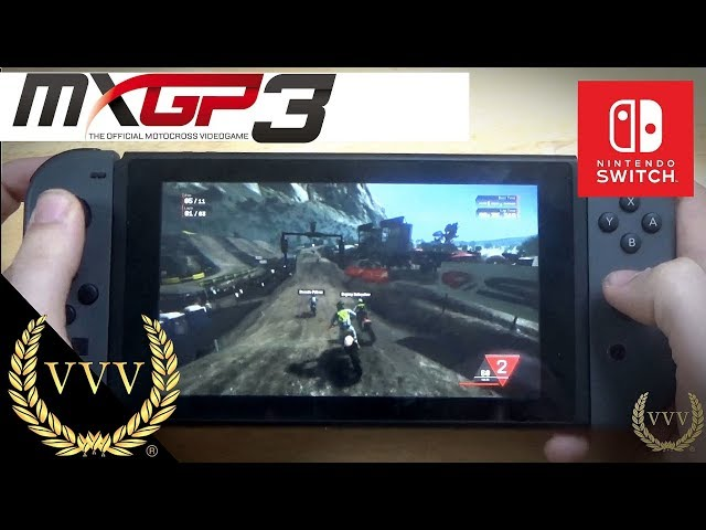 MXGP3 Nintendo Switch