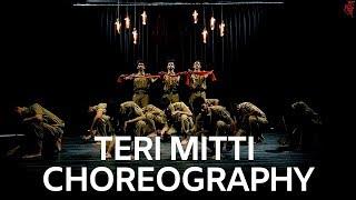 Teri Mitti | B Praak | Kesari | Nritya Shakti