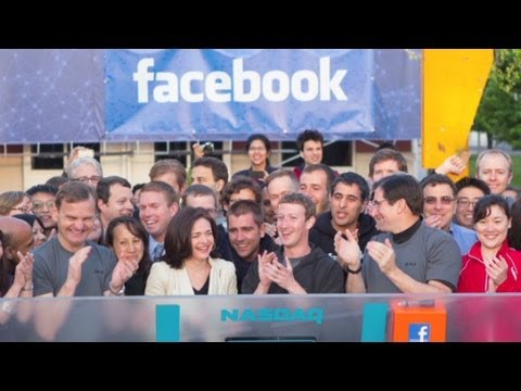 Facebook shares could've been below IPO prices at th...