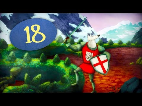 Magic Lantern Ep18 - The true knight - stories for kids animated cartoons - Moolt Kids Toons