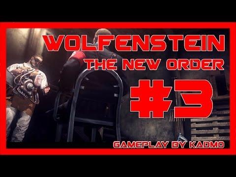 Wolfenstein The New Order | Gameplay | Español | #3