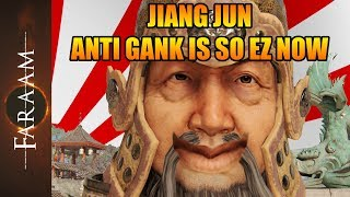 Jian Jun - Anti Gank is so EZ now - The man with the HUGE Hitbox and broken Feats [For Honor]
