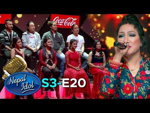 Download  Coca-Cola Nepal Presents NEPAL IDOL SEASON 3 | PERFORMANCE DAY | EPISODE 20 | AP1HD Gratis, download lagu terbaru