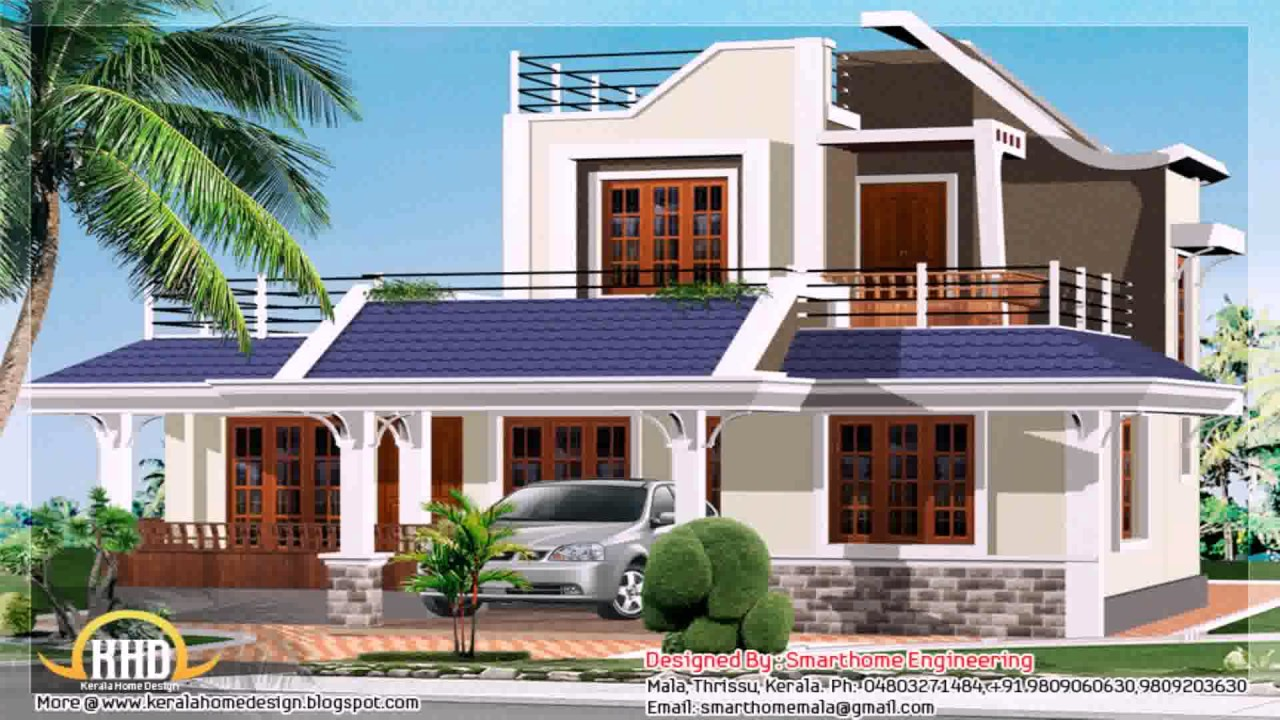 Simple house plans for kerala front design for Simple kerala home designs