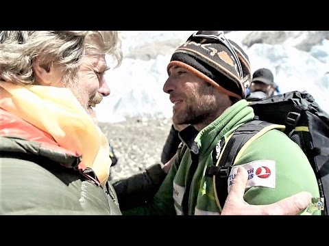 Everest in winter: Alex Txikon & Reinhold Messner discuss climb strategy