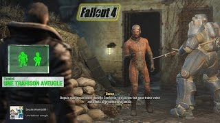Fallout 4: Une trahison aveugle : Sauver Paladin Danse  - FR (HD/Ultra/60fps)