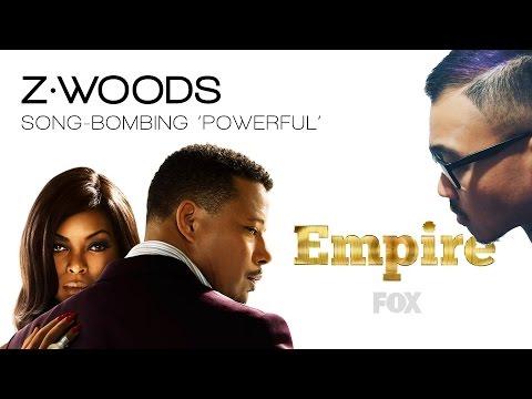 Empire - Powerful (ft. Jussie Smollett & Alicia Keys) | Z.WOODS Song-Bomb