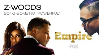 Empire - Powerful (ft. Jussie Smollett & Alicia Keys) | Z.WOODS Song-Bomb