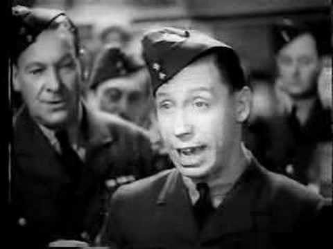 George Formby Our Sergeant Major Youtube