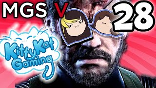 ►Metal Gear Solid V ►The Phantom Pain ► DUCK AND COVER! - PART 28