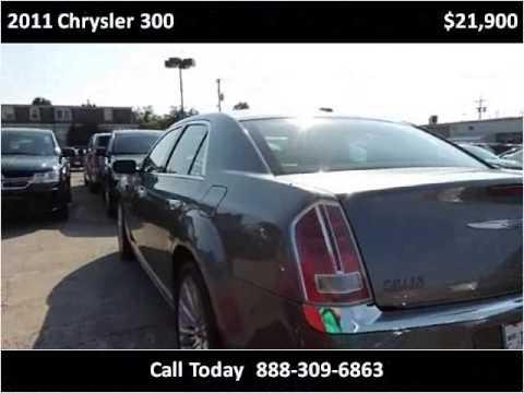 2011 Chrysler 300 Used Cars Danville KY - YouTube