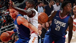 Patrick Beverley Out for Season, Blake Griffin Triple Double! 2017-18 Season