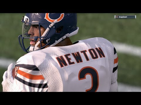 Cam Newton TRADED TO THE CHICAGO BEARS?? Madden 17 Online CFM Gameplay
