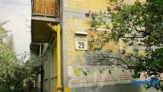 Салютная, 29 Киев видео обзор(Салютная, 29. 5-этажная панельная хрущевка 1965 года постройки. Входы в парадные оснащены кодовыми замками..., 2014-09-21T14:20:50.000Z)