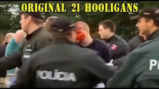 ACAB & ANTIFA HOOLIGANS AEK (Athens) R★21 Against All