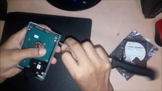Cambio disco Duro Interno PS4 sLiM 1.5 TB
