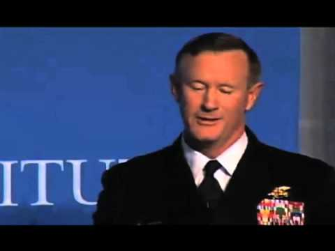 NAVY SEAL Commander McRaven on President Obama & Operation Neptune Spear - The bin Laden Raid .mov