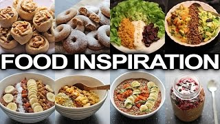 FOOD INSPIRATION ► HCLF high carb low fat vegan / 2017 #1 ► highcarb-recipes.com