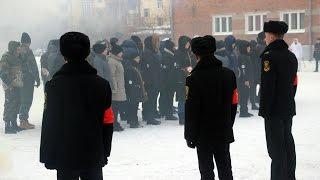 Историческая реконструкция битвы за Севастополь в Омске