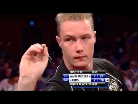 170  -  Wesley Harms Grand Slam of Darts 2012