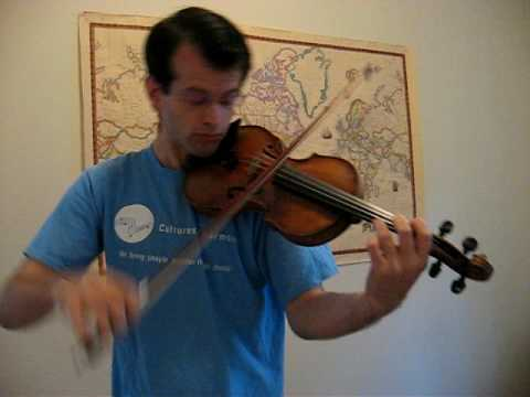 Paganini Caprice #1 - William Harvey, violin
