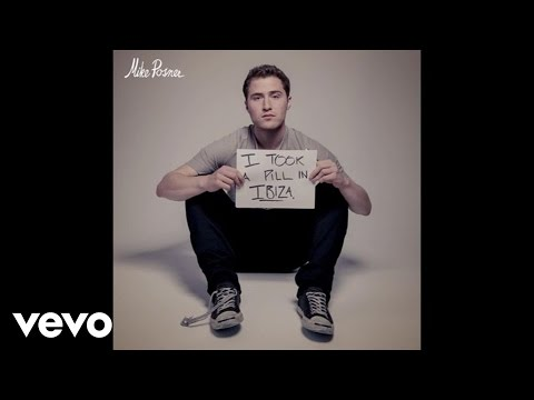 Mike Posner - I Took A Pill In Ibiza (Audio)