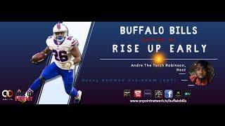 Buffalo Bills Edition of Rise Up Early S1 E18