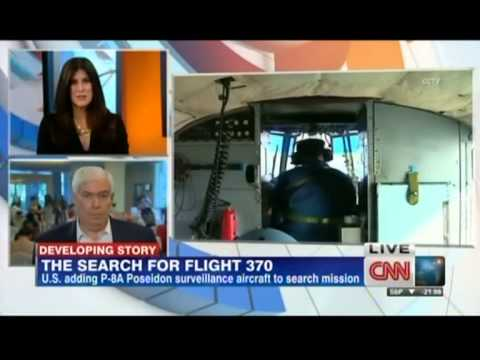 "MH 370 MAS MISSING JET  - CNN- U.S Official : Plane sent data ""pings"" for several hours"