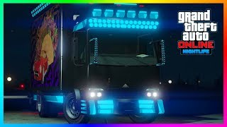 GTA Online Nightclub DLC Business NEW Details - Payouts, Club Management, Promotion & MORE! (GTA 5)