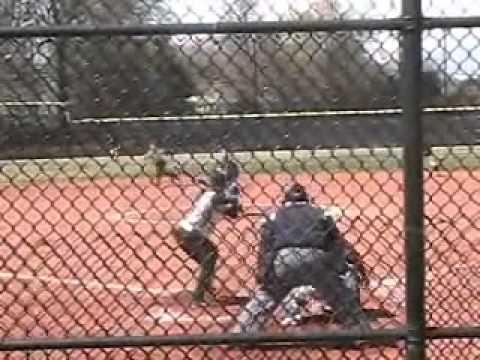 Guilford Softball vs. Emory & Henry 4/2/11 Highlig...