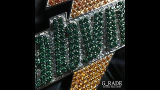 G_RADE Jewelry 지레이드 쥬얼리 [VMC Babynine Pendant]