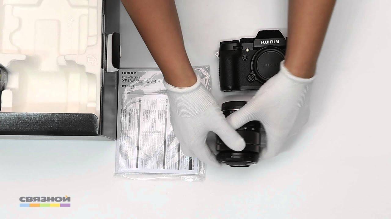 4089949 Fujifilm X T1 Kit Xf18 55mm F2 8 4 R Lm Ois Youtube Fujinon F28