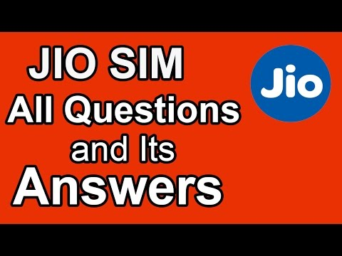 How to Get JIO SIM ✔ (All Questions Answered)