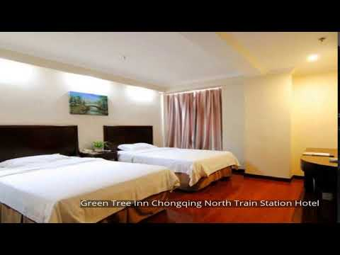 Green Tree Inn Chongqing North Train Station Hotel