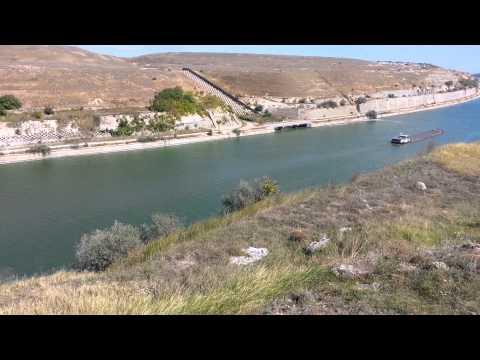 Canalul Dunare - Marea Neagra astazi