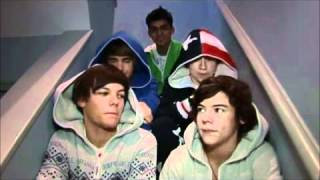 One Direction - Video Diary - Week 6 # CZ