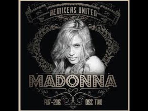 Madonna  -  Love Spent  Maxim Andreev remix  mixed