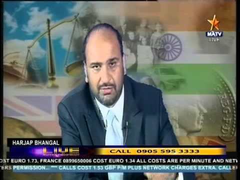 Harjap Bhangal Legal Solutions Full Show 20131101 1900   MATV National 00