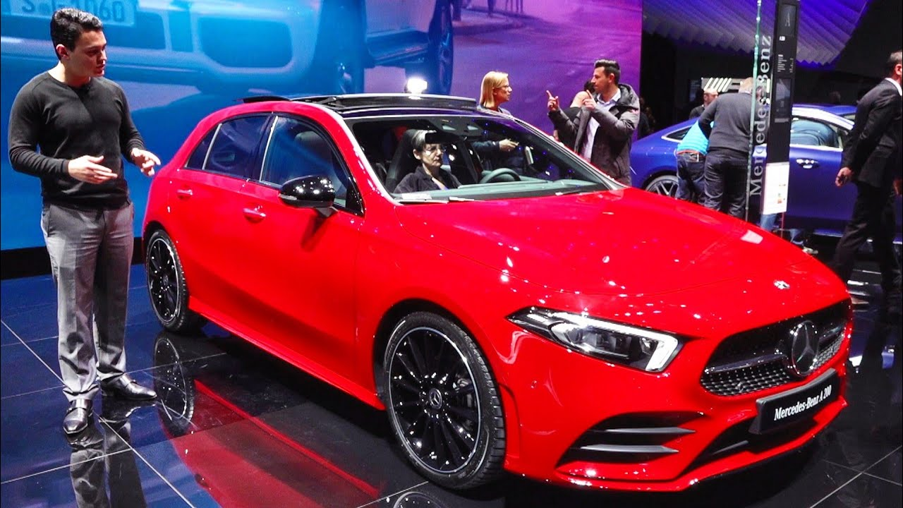 2019 mercedes a class amg new full review a200 interior. Black Bedroom Furniture Sets. Home Design Ideas