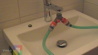 Aquarium Wasserwechsel leicht gemacht : Bauanleitung : + Reinigen mit Mulmsauger